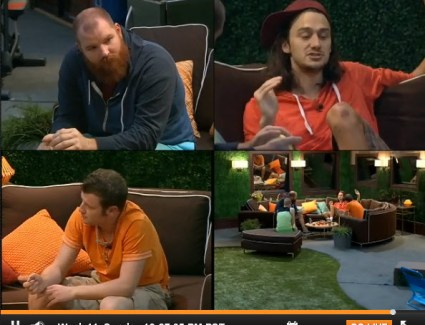 Big Brother 15 Week 11 Sunday Live Feeds (2)