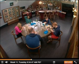 Big Brother 15 Week 11 Tuesday Live Feeds Highlights (16)