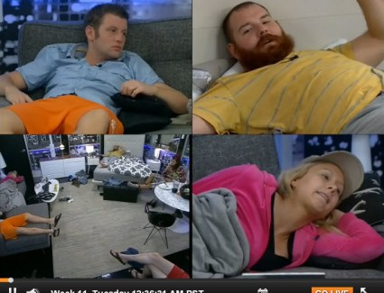 Big Brother 15 Week 11 Tuesday Live Feeds Highlights (2)