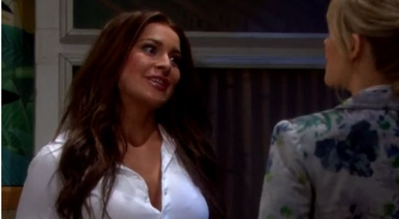 Elissa Slater on The Bold and the Beautiful