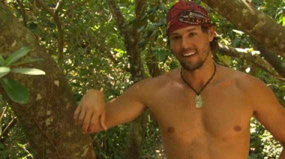 Big Brother winner and Survivor alum Hayden Moss - Source: CBS