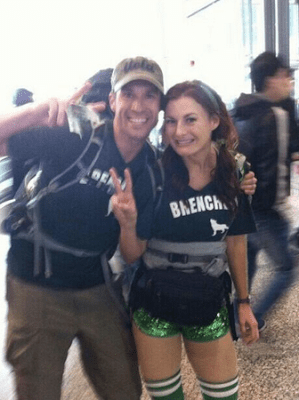 Rachel Reilly and Brendon Villegas on The Amazing Race 24 cast? Source: Twitter