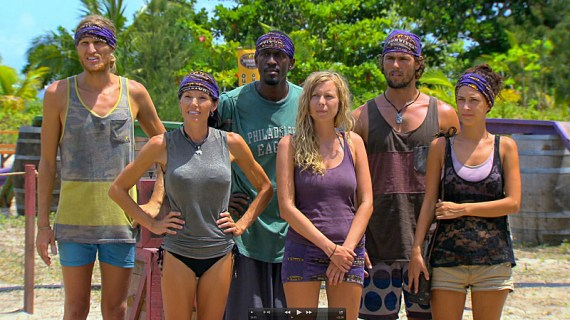 Survivor 2013 Episode 12 - Source: CBS