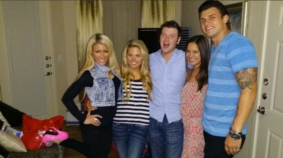 aaryn and judd dating
