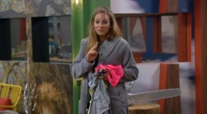 Big Brother 16 Houseguest Amber (CBS)