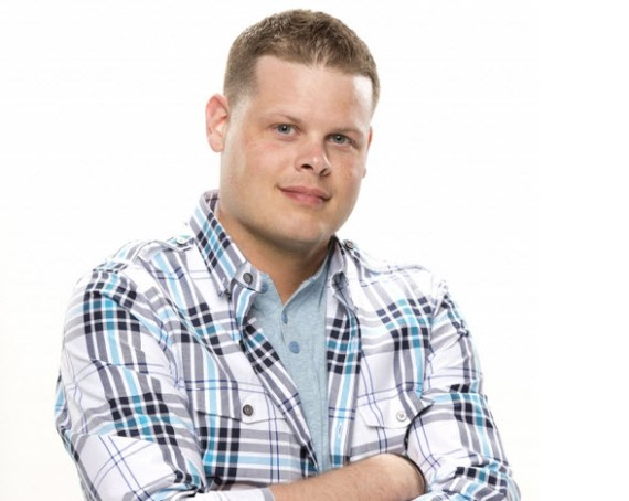 Big Brother 16 Houseguest Derrick Levasseur (CBS)