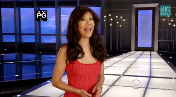 Big Brother 16 host Julie Chen (CBS)