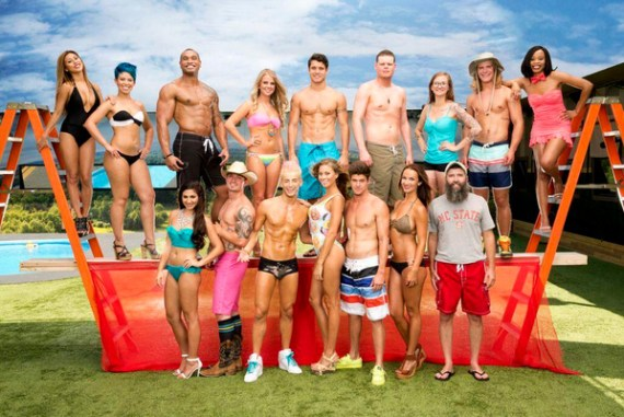 Big Brother 2014 cast (CBS)