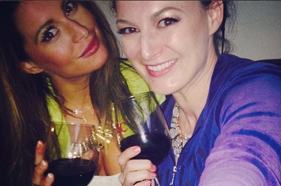 Elissa Slater and Rachel Reilly - Source: Rachel Reilly Instagram
