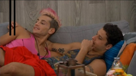 Big Brother 16 - Frankie and Cody (CBS)