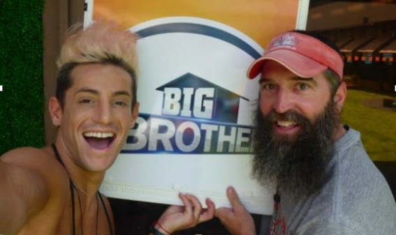 Big Brother 2014 Cast - Frankie & Donny (CBS)