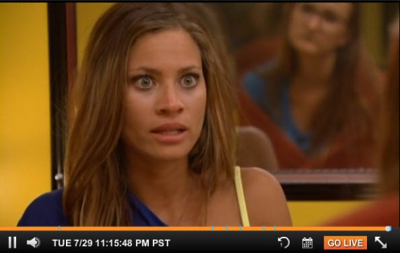 Big Brother 16 Live Feeds - July 29, 2014 (CBS)
