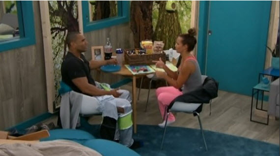 Big Brother 16 Devin & Brittany (CBS)