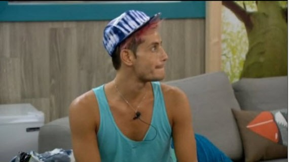 Big Brother 2014 cast - Frankie Grande (CBS)
