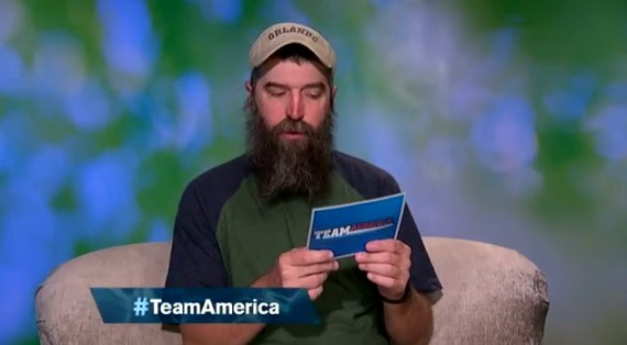 Big Brother Team America play (CBS)