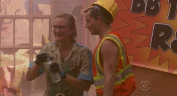 Big Brother 2014 cast - Frankie and Christine (CBS)