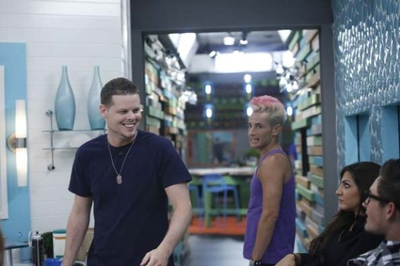 Big Brother 16-Derrick and Frankie
