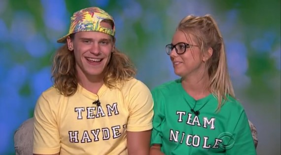 Nicole and Hayden