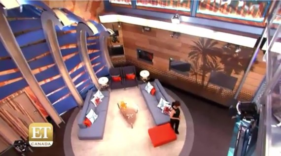 Big Brother 17 house (Entertainment Tonight/CBS)