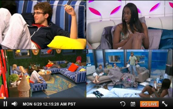 Big Brother 2015 Live Feeds (CBS)