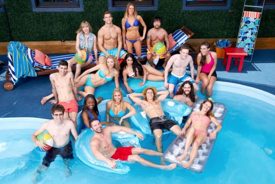 Big Brother 2015 cast (CBS)