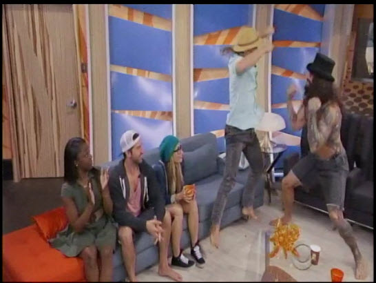 Big Brother 17 Episode 4 7
