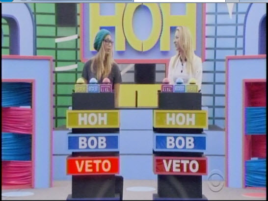 Big Brother 17 Head of Household Results