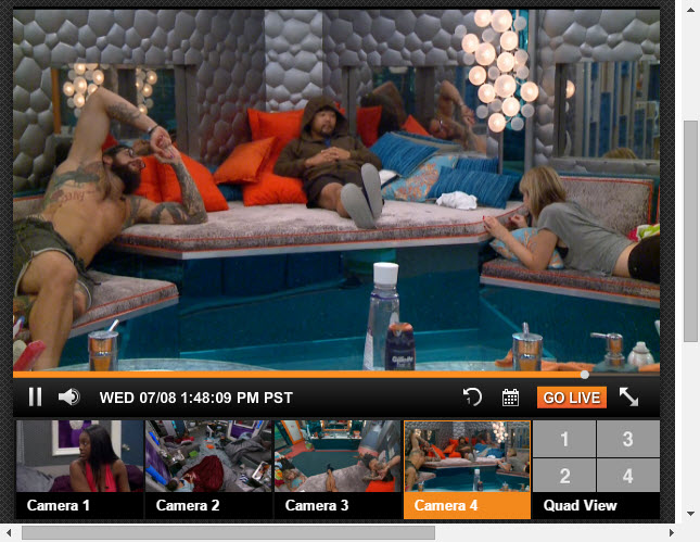 Big Brother Live Feeds Naked - Xxx Pics-4665