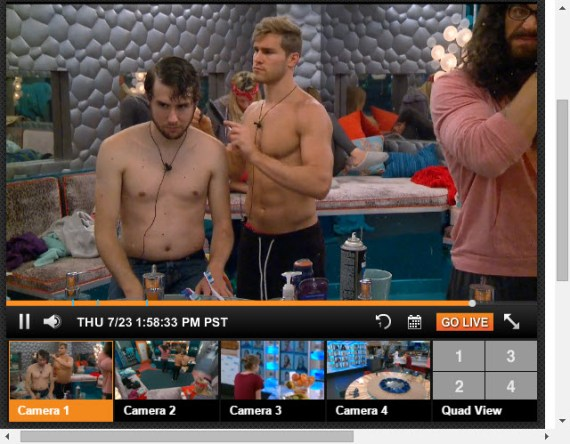 Big Brother Live Feeds July 23 2015 (2)