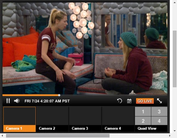 Big Brother Live Feeds July 24 2015 (16)