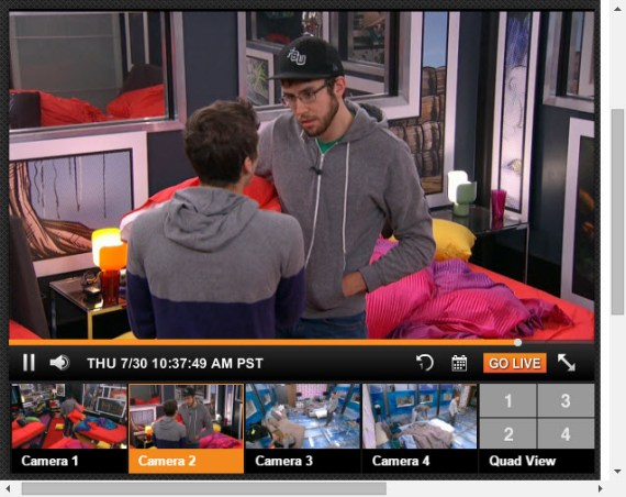 Big Brother Live Feeds July 30 2015 (2)