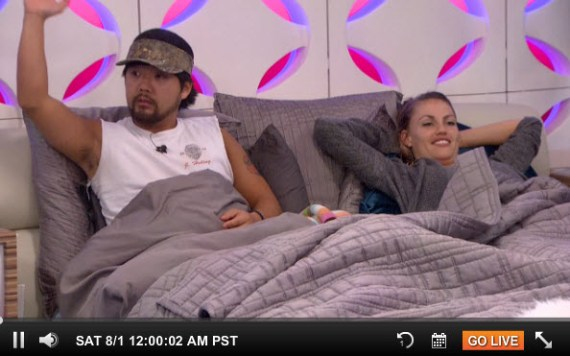 Big Brother Live Feeds July 31 2015