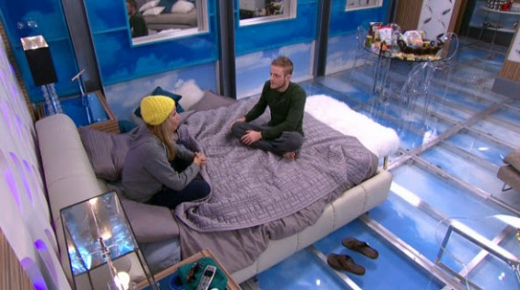 Big Brother 17 Johnny Mac and Vanessa