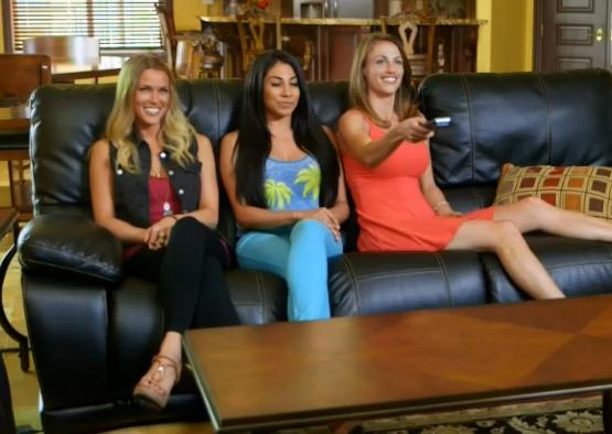 Shelli, Jackie, Beckie Big Brother 17 Jury House