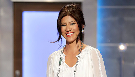 CBS Big Brother host Julie Chen (CBS)