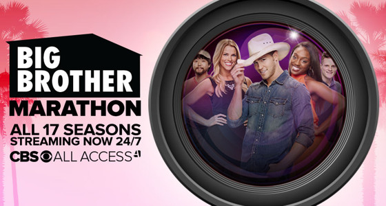 CBS All Access Big Brother Marathon!