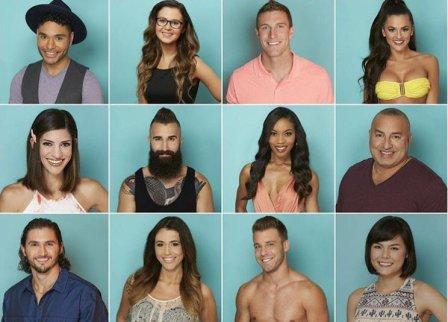 2016 Big Brother 18 Cast 3
