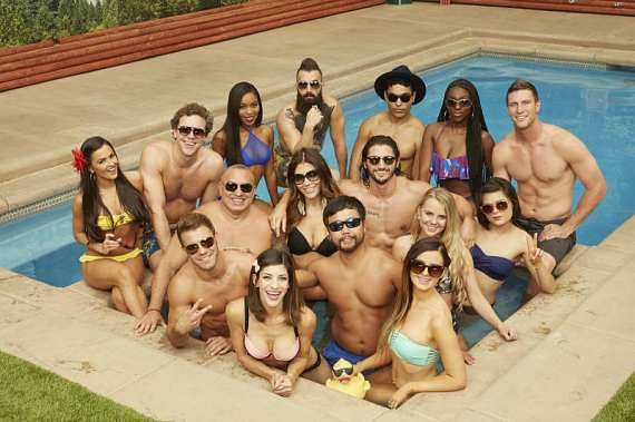 2016 Big Brother 18 Cast Pool