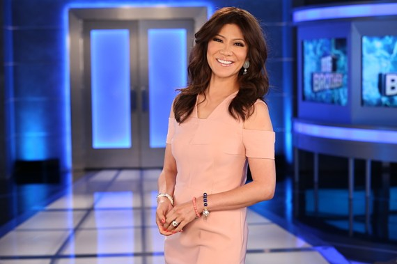 BIG BROTHER's three-hour premiere event spans two nights, with two-hours on Wednesday, June 22(8:00-10:00 PM, ET/PT) and one-hour on Thursday, June 23 (9:00 -- 10:00 PM ET/PT), on the CBS Television Network. Pictured: Julie Chen, host. Photo: Monty Brinton/CBS ©2015 CBS Broadcasting, Inc. All Rights Reserved