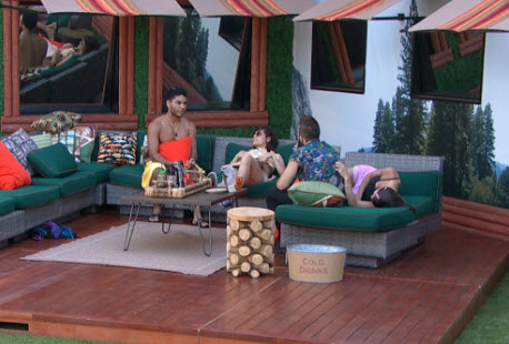 Big Brother 18 Outsidel