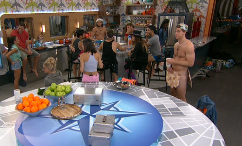 Big Brother Live Feeds 6-24-2016 1