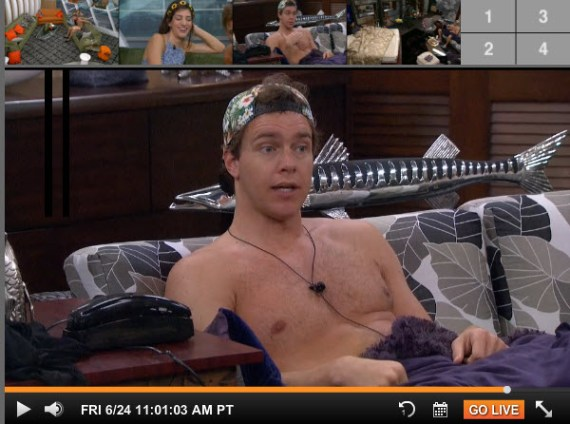 Big Brother Live Feeds 6-24-2016 7