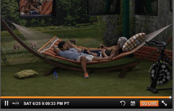 James and tiff hammock