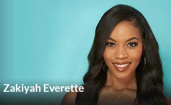 Zakiyah Everette Big Brother 18