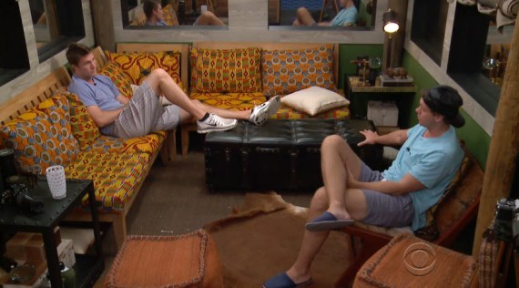 Big Brother 18 Frank and Corey