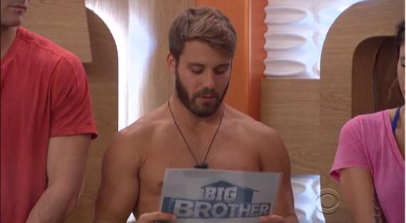 Big Brother 18 Paulie Veto Meeting