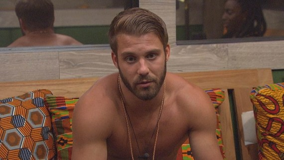 Paul Calafiore is the BB HOH winner on July 17. BIG BROTHER airs Sundays and Wednesdays (8:00-9:00 PM, ET/PT); and Thursdays (9:00-10:00 PM, live ET/delayed PT), featuring the live eviction show hosted by Julie Chen. Photo: Monty Brinton/CBS ©2016 CBS Broadcasting, Inc. All Rights Reserved