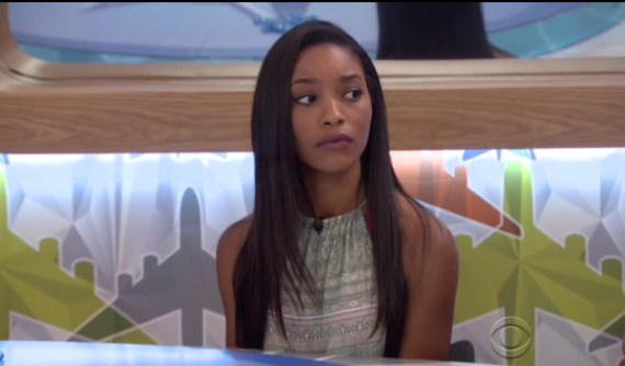 Zakiyah Everette Big Brother 18