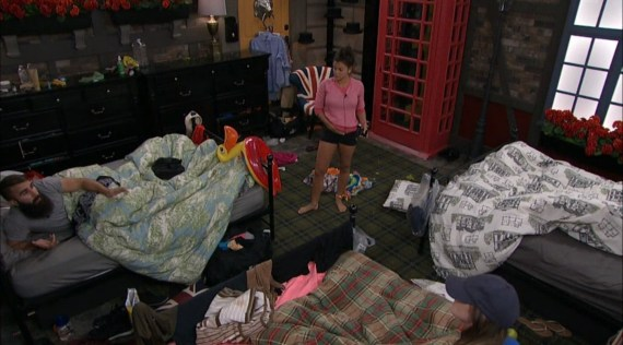 Big Brother 18 Live Feeds: House Against Paulie