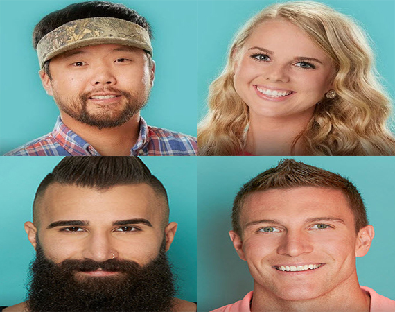Big Brother 18 Final Four (CBS)